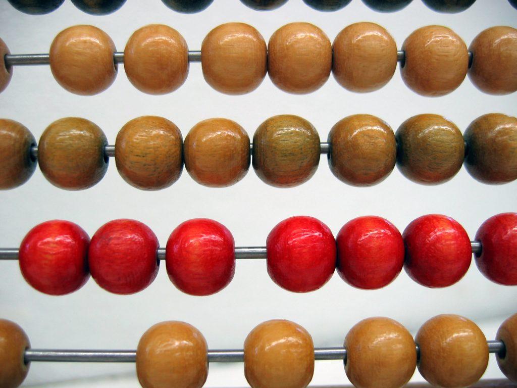 Los ábacos, las primeras calculadoras