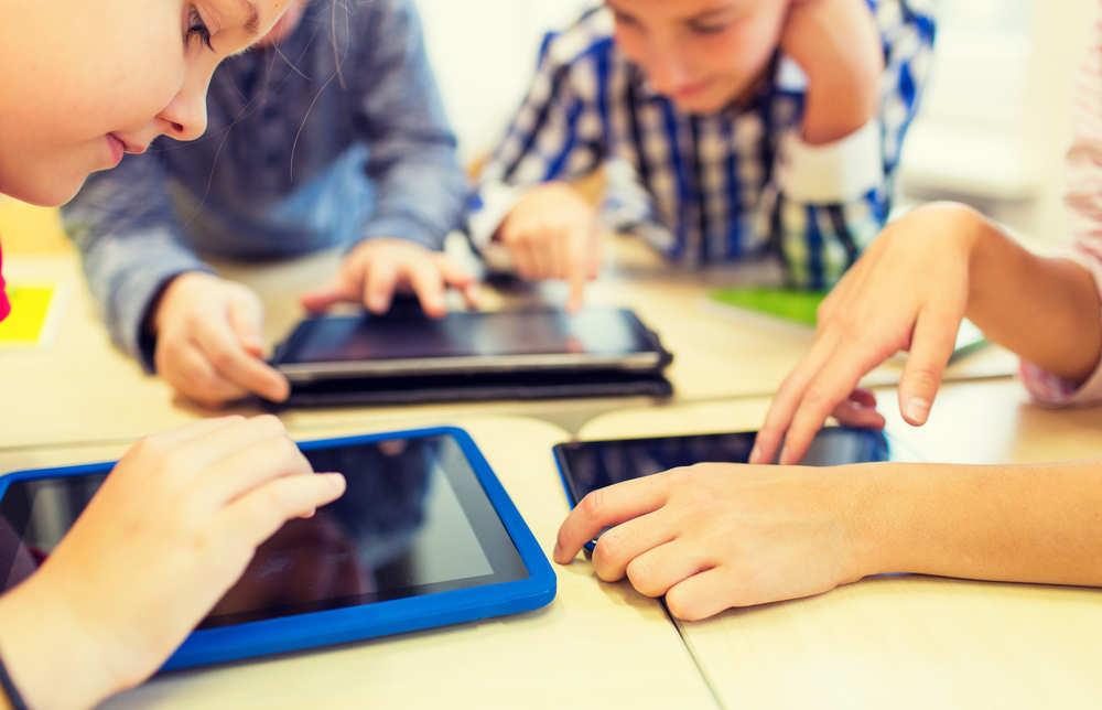 Tecnología en las aulas.