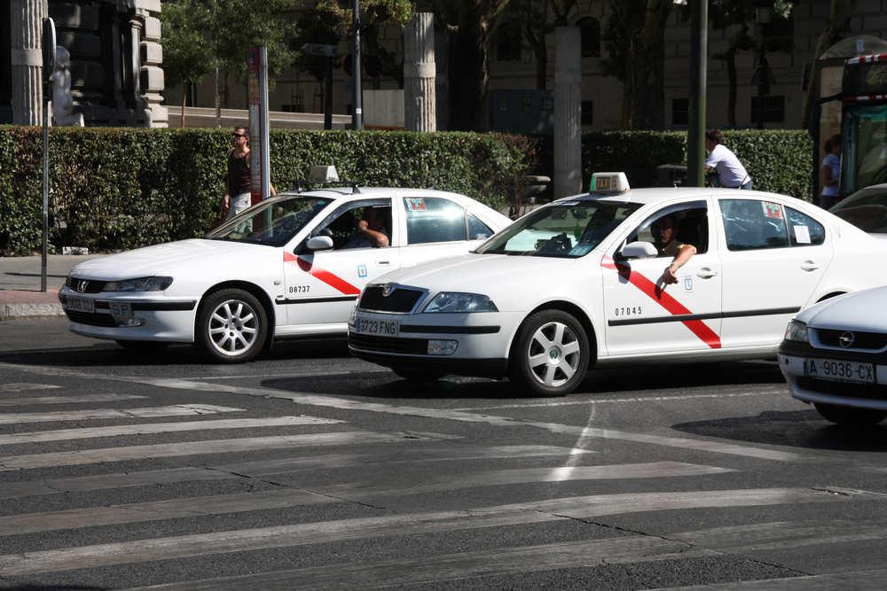 La gestión del taxi, una solución