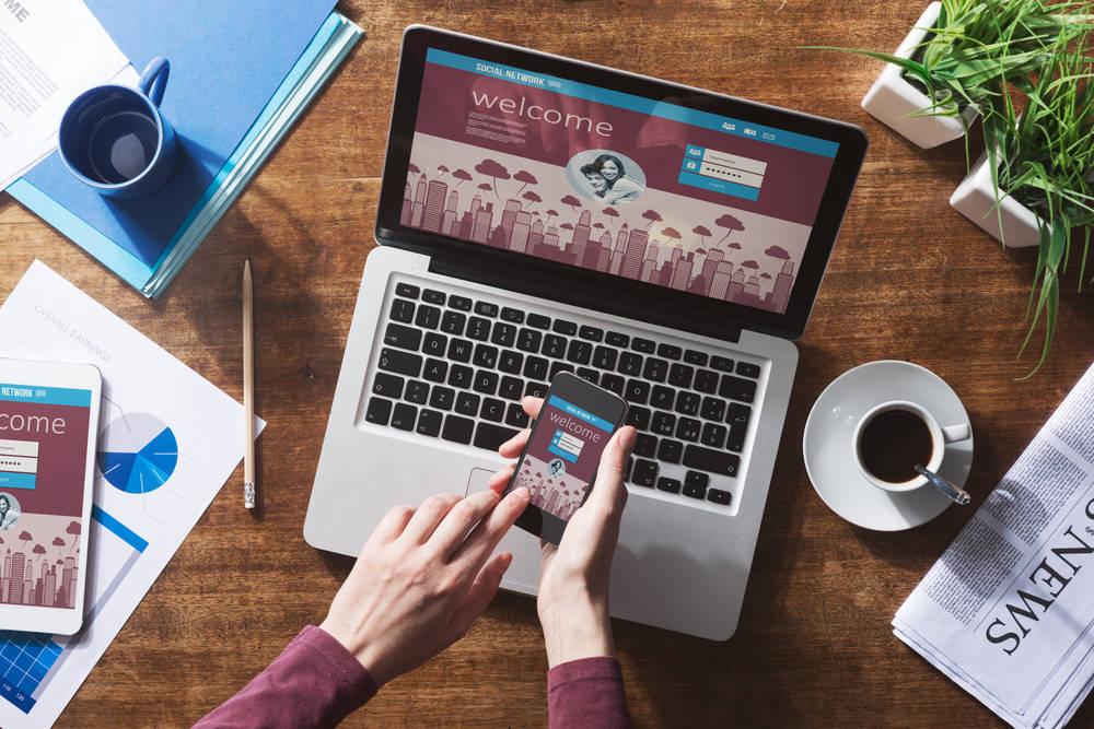 Las páginas web, la puerta tecnológica hacia el futuro